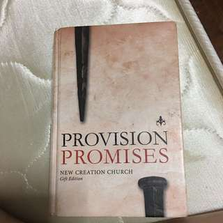 Give Away: Christian book (Provision Promises)