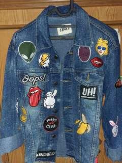 Tumbr denim jacket