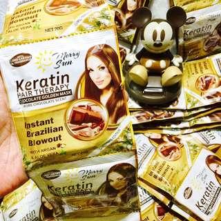 Chocolate Keratin (Brazilian Blow Out)