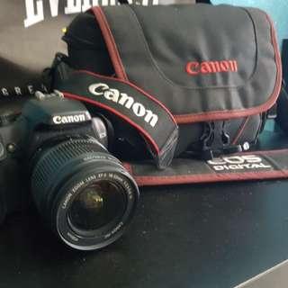 Canon Camera 1000D