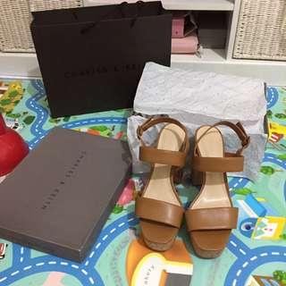 heels chatles & keith ori