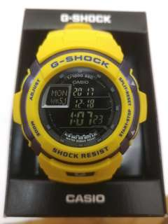 全新 CASIO G-SHOCK手錶