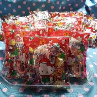 聖誕節糖果  <綜合款2> Kitty包裝