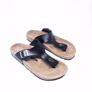 Sandal Birkenstock Gizeh Black Men