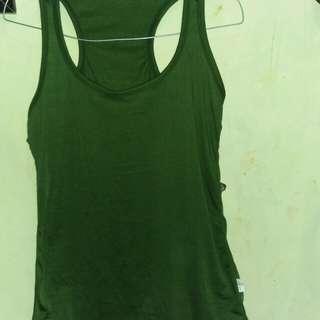Tanktop hijau