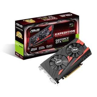 WTT /WTS GTX 1050 Asus expedition oc