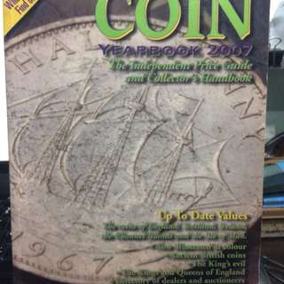 Coin Yearbook 2007 UK England coins price guide