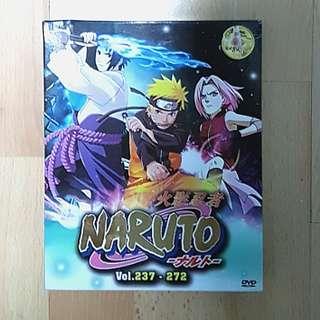 Naruto dvd