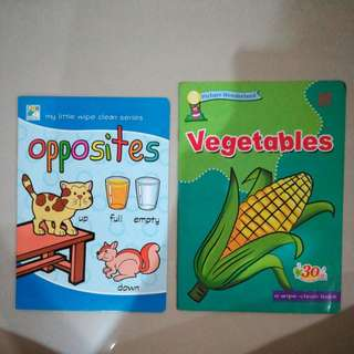 first learning books