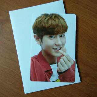 EXO CHANYEOL ELYXION LIMITED SUM PC