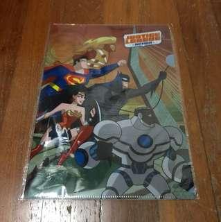 Justice League Folder