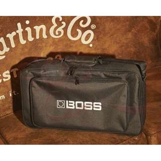 Boss Pedal Effect Carry Case (SOFT)- Preorder