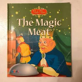 The Magic Meat