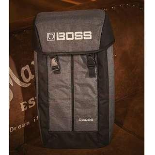 Boss Pedalboard Bag (Denim black) - Preorder