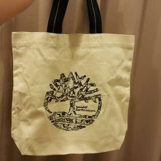 全新Timberland 帆布購物背袋(免運)