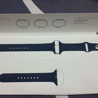 Apple iWatch Midnight Blue Sports Band for 42mm