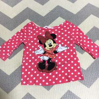 H&M kids Minnie Mouse too