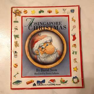 A Singapore Christmas By David Seow