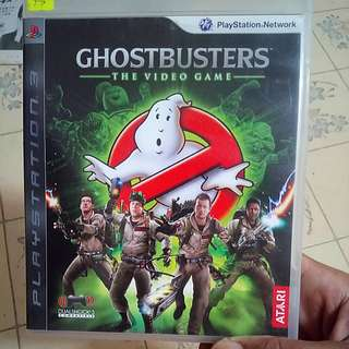 Ghostbuster :The Video Game