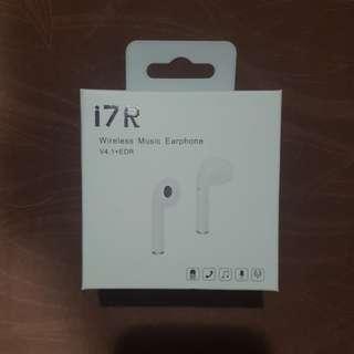 I7R wireless music earphone
