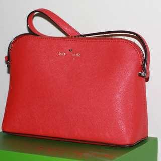 Preloved Kate Spade New York Red Cedar Street Mandy Crossbody Bag