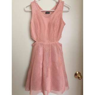Pink Dress from Honey