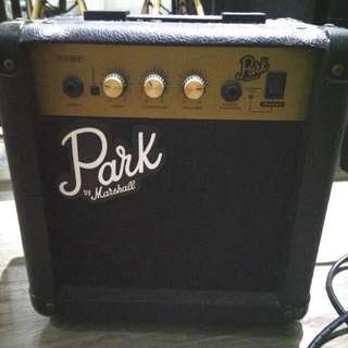 Park By Marshall Amplifier