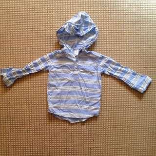 Carters hoodie shirt