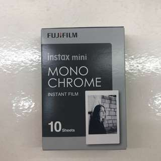 Instax Mini Film (Monochrome)