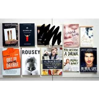 Contemporary & Non Fiction Books Collection