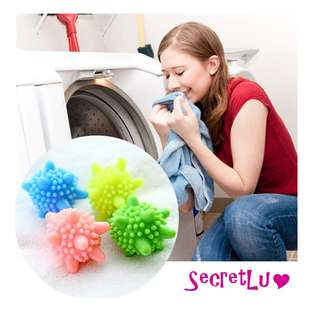 [BRAND NEW] [In Stock] Magic Decontamination Laundry Balls for Cleaner Clothes