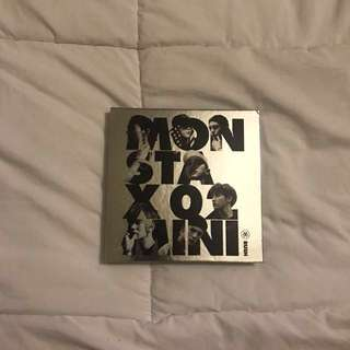 Monsta X 2nd Mini Album