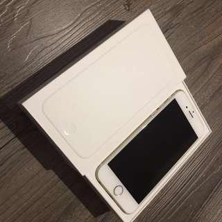 🚚 iPhone 6金色 女用機(9成新)