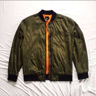 21 Men Bomber Jacket