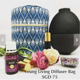 [PRE ORDER] Young Living Diffuser Bag