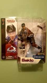 Joe Sakic Action Figure