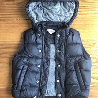 Seed (2) PUFFER VEST