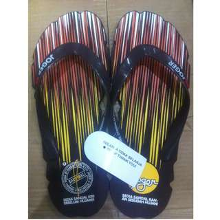 Sandal Joger Speed Line Man Brown