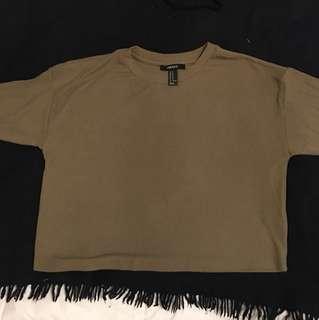 XXI Olive T-Shirt