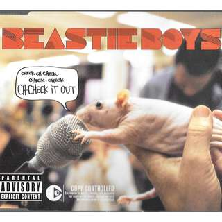 CD SINGLE MAXI  ALBUM - THE BEASTIE BOYS