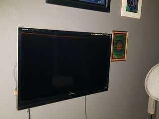 Sharp 42inch TV