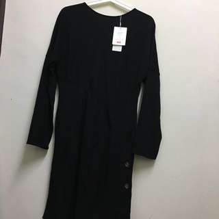 Hana Tajima women tuck long sleeve tunic