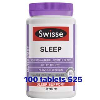 Swisse Sleep from Aus