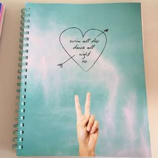 Typo A4 campus notebook 240 pages