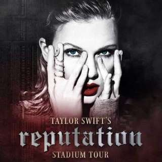Taylor Swift Melbourne Concert Tickets