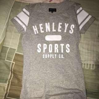 HENLEYS TOP