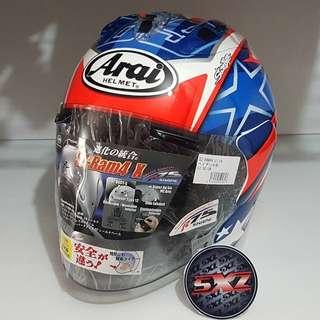 Arai Helmet Authentic Original Ram 4x Hayden SB