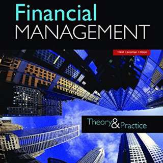 Financial Management, Theory, and Practice