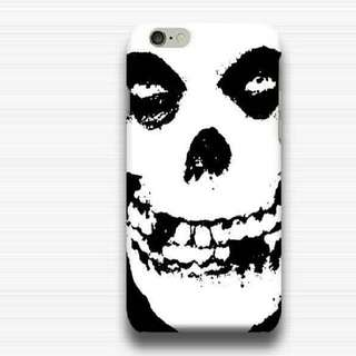 Misfits iPhone 6 Plus - 6s Plus Custom Hard Case