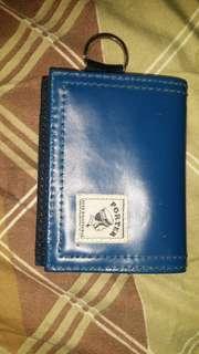 Porter零錢包(藍色)